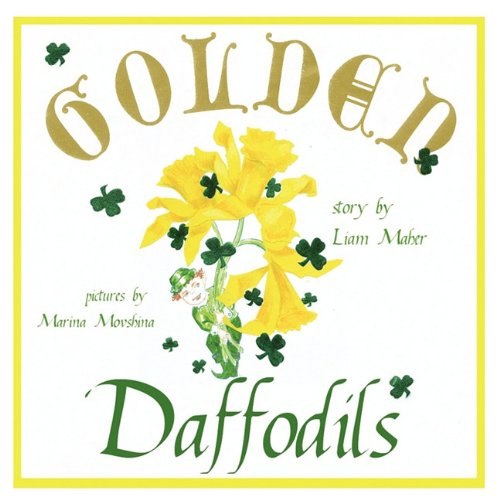pretty-golden-daffodils
